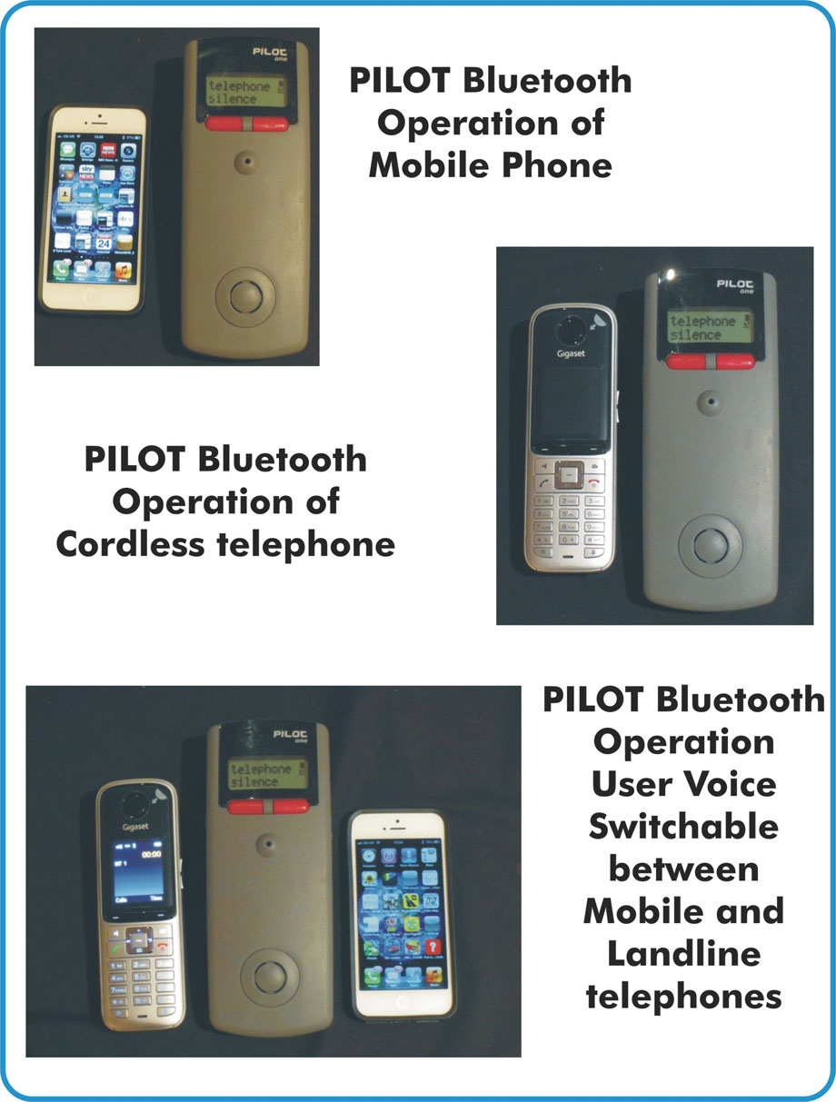 Pilot-Bluetooth Controls image