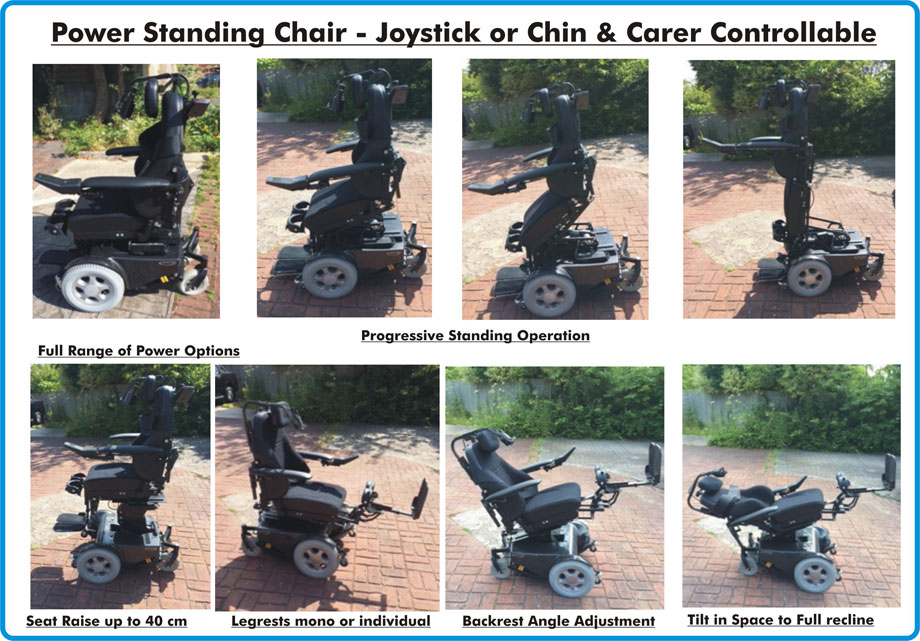 Power Standing Chair image