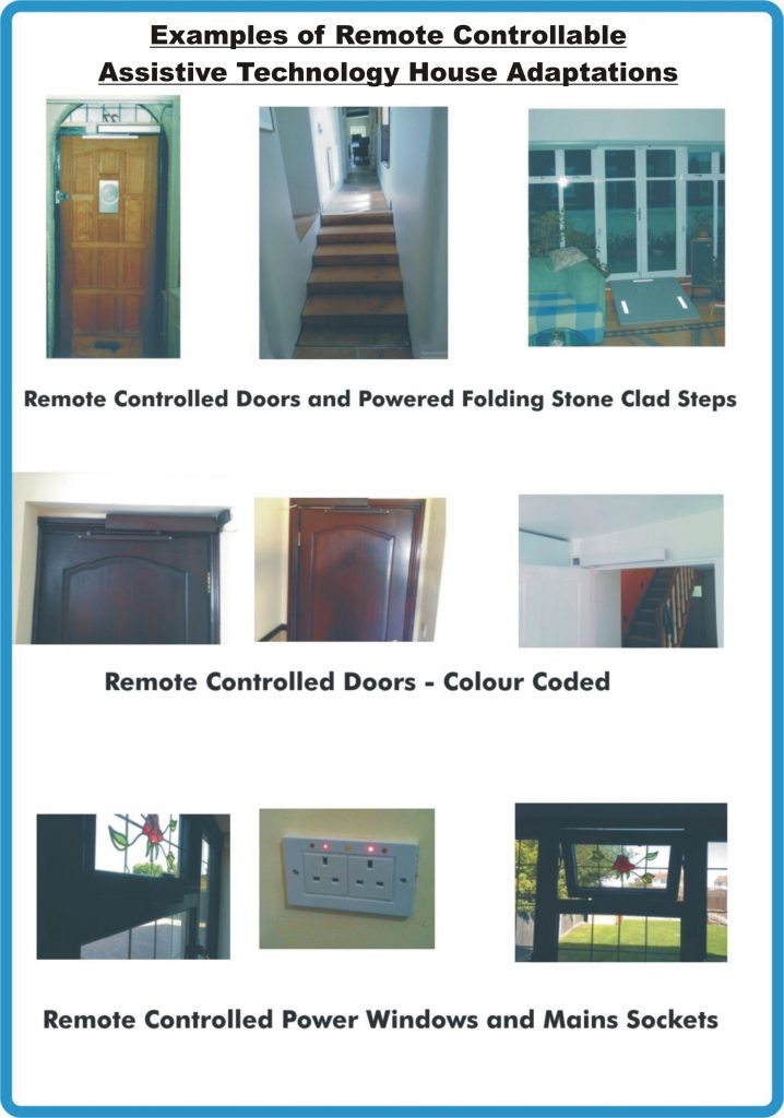 House Remote Control Examples